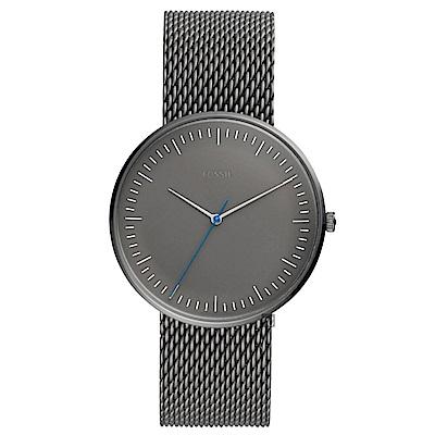 FOSSIL Essentialist 簡單城市米蘭石英錶(FS5470)