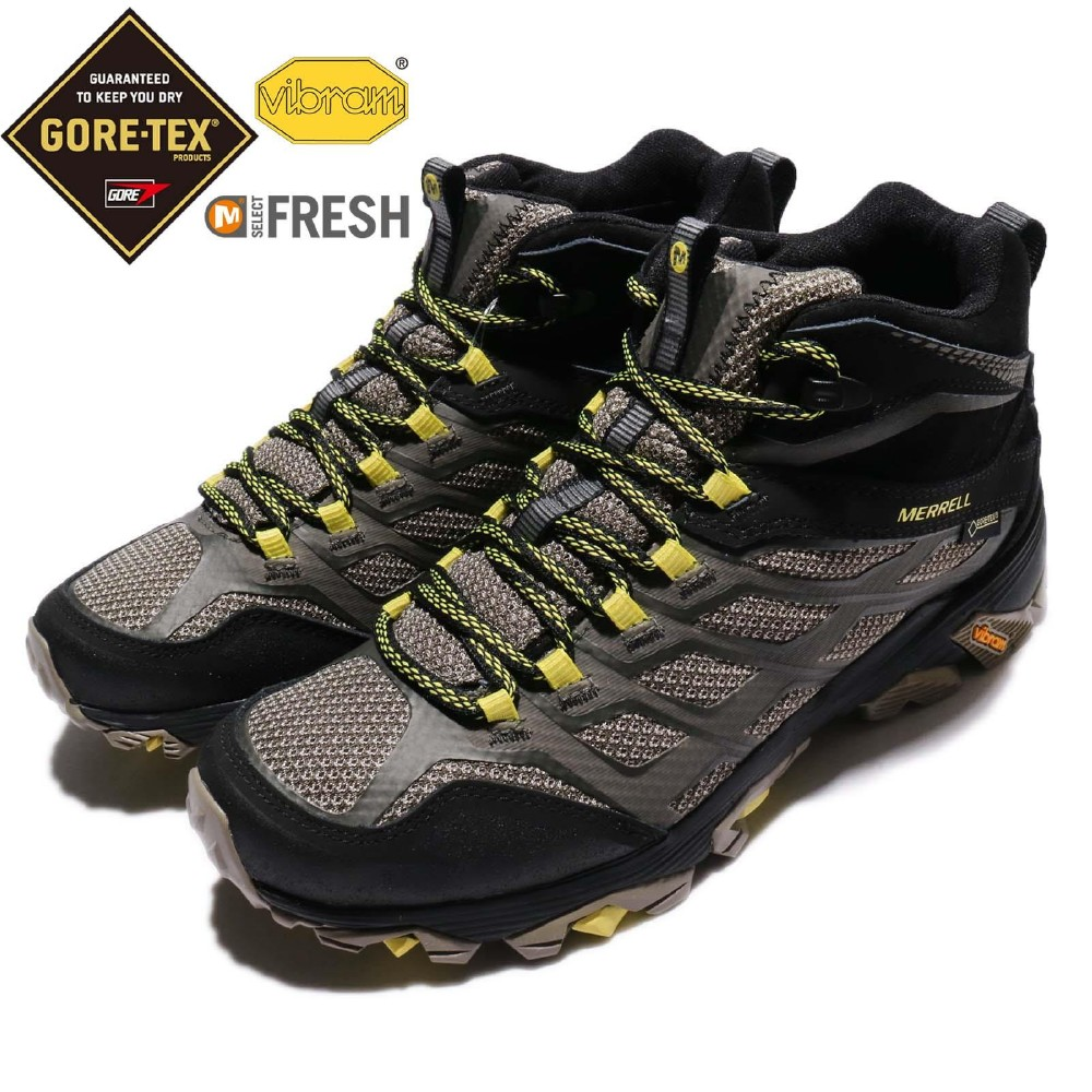 Merrell Moab FST Mid GTX 男鞋