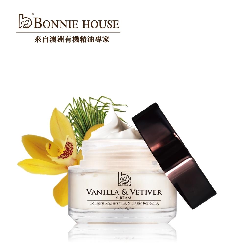 Bonnie House 香子蘭&岩蘭草逆轉時光精萃活膚霜50ml