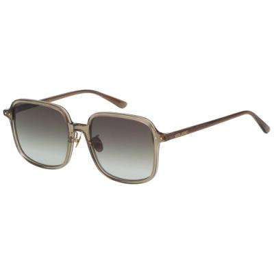 VEDI VERO  方框 太陽眼鏡 (灰色)