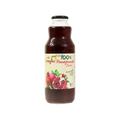 meysu美愫 100%紅石榴汁(1000ml)-吳鳳推薦