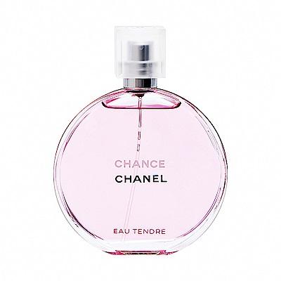 CHANEL 香奈兒 CHANCE香水 粉紅甜蜜版 淡香水 150ml