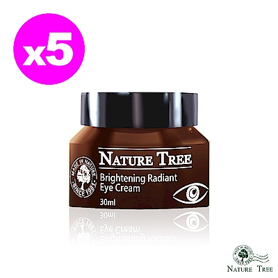 Nature Tree 緊緻眼霜5入組(30mlx5)