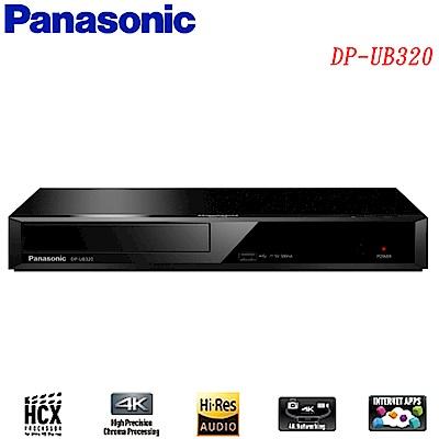 Panasonic國際 4K UHD藍光機 DP-UB320