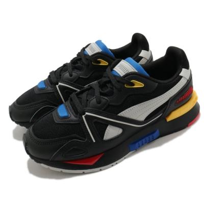 Puma 休閒鞋 Mirage Mox Core 男女鞋 基本款 舒適 簡約 情侶穿搭 球鞋 黑 黃 38045904