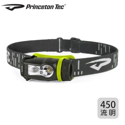 PrincetonTec AXIS充電式頭燈AXRC (450流明)