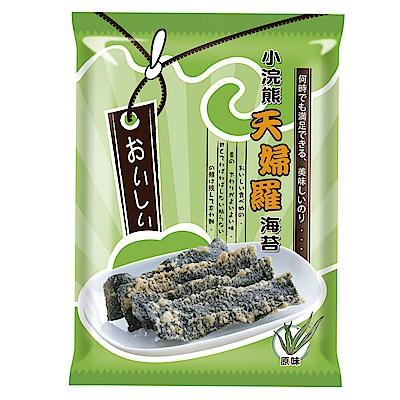 小浣熊 天婦羅海苔 原味(40g)