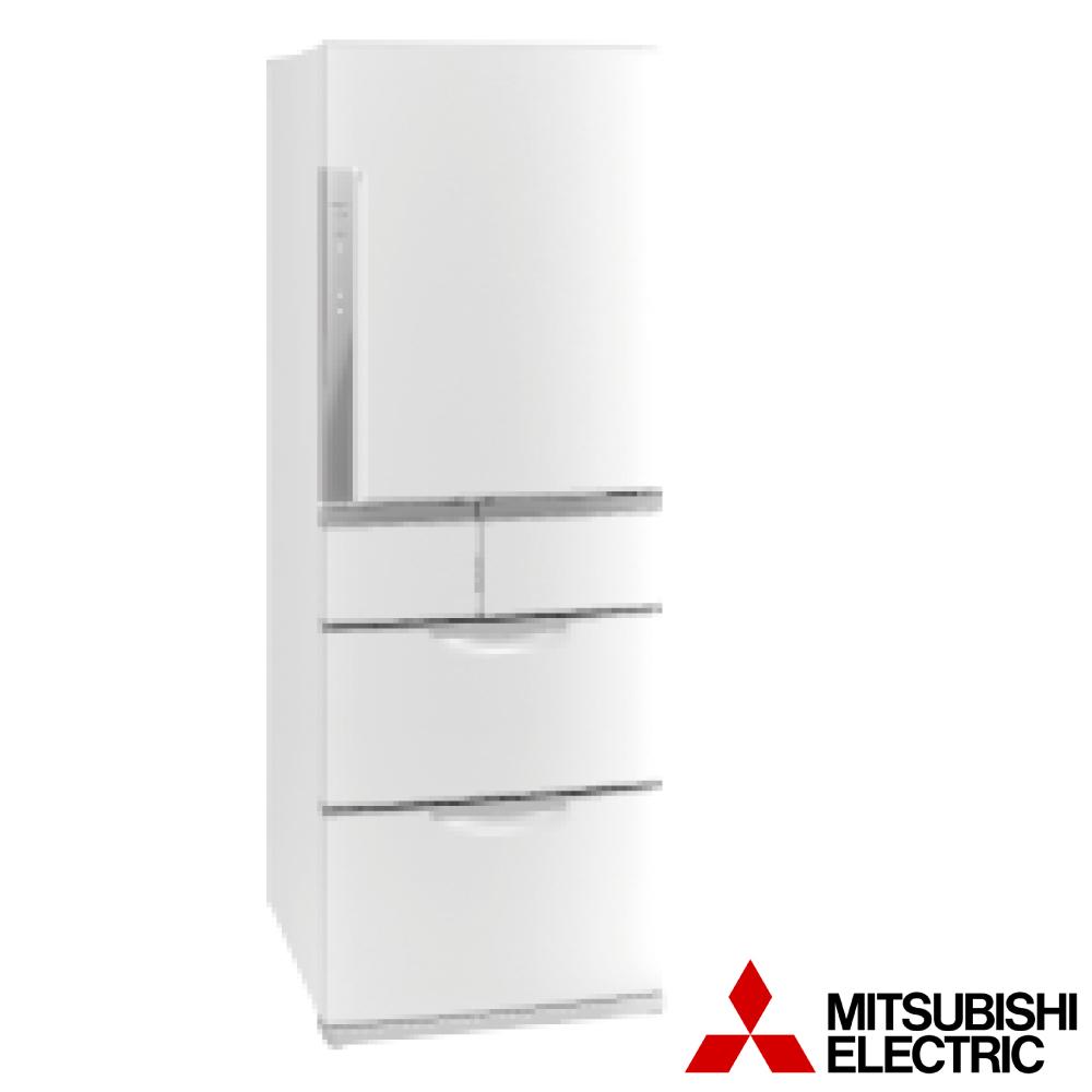 (贈好禮)MITSUBISHI三菱 525L 1級變頻5門冰箱 MR-BXC53X-W/N/BR
