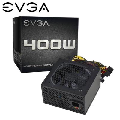 EVGA 艾維克 N1 400W 電源供應器 入門首選 三年保固