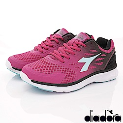 DIADORA-輕彈專業慢跑鞋款-SI687紫(女段)