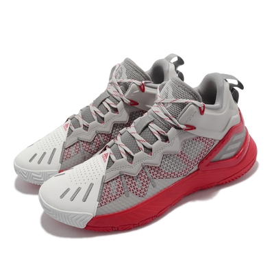 adidas 籃球鞋 D Rose Son Of Chi 男鞋 愛迪達 避震 包覆 運動 明星款 球鞋 灰 紅 GW7651