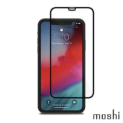 Moshi IonGlass for iPhone XR 強化玻璃螢幕保護貼