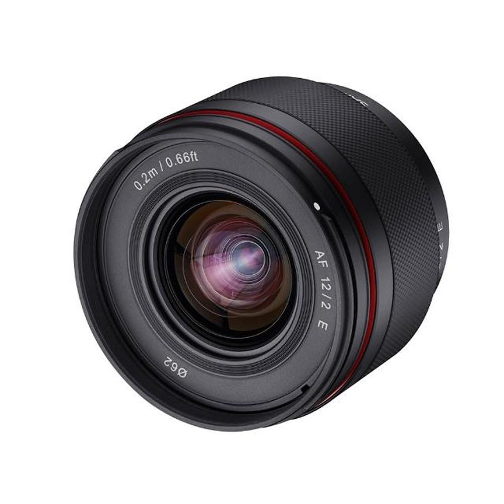 SAMYANG AF 12mm F2 自動對焦定焦鏡 FOR SONY E接環 (公司貨)