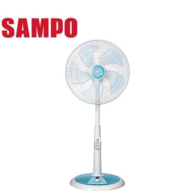 福利品 SAMPO 聲寶 16吋微電腦搖桿控制型桌立扇 SK-FT16R