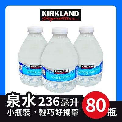 Kirkland Signature 科克蘭 泉水(236mlx80瓶)