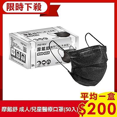 微解封・戴口罩・省荷包☞摩戴舒醫療口罩平均一片只要4元