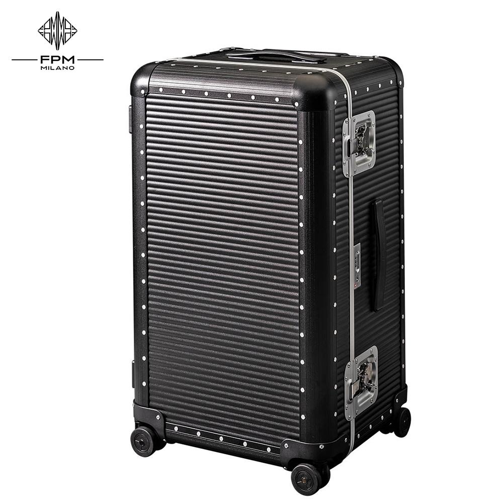 FPM MILANO BANK Caviar Black系列 32吋運動行李箱 松露黑