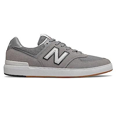 New Balance 復古鞋AM574SGR-D_中性灰色