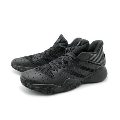 adidas 籃球鞋 緩震 包覆 運動鞋 男鞋 黑 FW8487 HARDEN STEPBACK