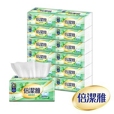 [限時搶購] 倍潔雅細緻柔感抽取式衛生紙150抽12包6袋/箱