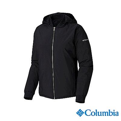 Columbia 哥倫比亞 女款-OT防水外套-黑色 UWR01960BK