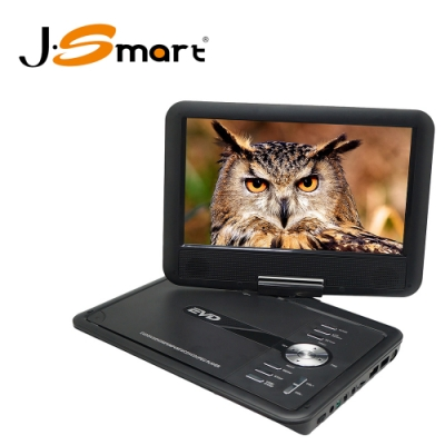 J-Smart 9.8吋 高畫質 SONY雷射頭 RMVB/DVD影音播放機 【送收納袋】