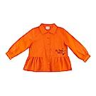 愛的世界 純棉秋之頌長袖外套-橘