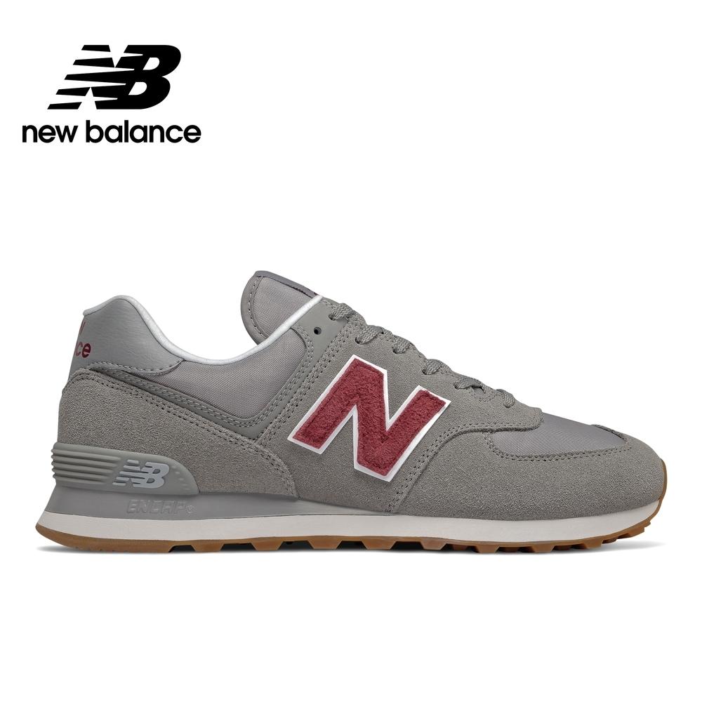 New Balance 復古鞋_中性_灰色_ML574SCC-D