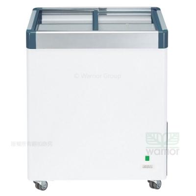 德國利勃LIEBHERR 1尺5 玻璃推拉冷凍櫃108L (EFE-1102)