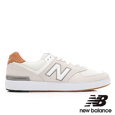 New Balance 574復古鞋AM574WTR中性米白色