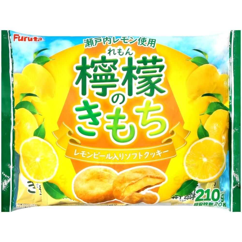 Furuta古田 檸檬夾心餅乾(200g)
