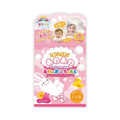 日本NOL-泡泡入浴劑(花香)1入