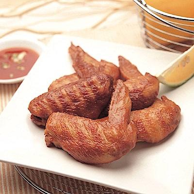 松稜 台南煙燻一族 糖燻雞翅(200g)