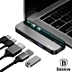 BASEUS倍思 透明系列雙頭Type-C轉Type-C/USB/HDMI影音轉接器 product thumbnail 1