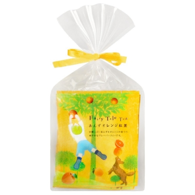 CHARLEY 天使紅茶-橘子風味(6g)