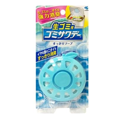 日本 小林製藥除臭貼-皂香(廚房垃圾桶專用)2.7ml