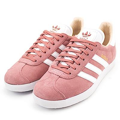 ADIDAS-女休閒鞋CQ2186-粉