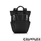 Crumpler 小野人 ART COLLECTIVE 收藏家筆電後背包(M) 黑