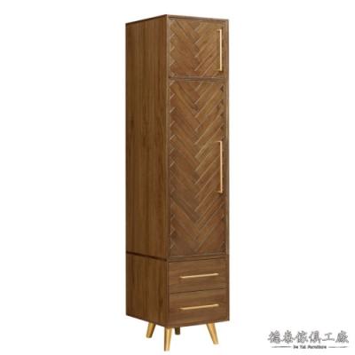 D&T 德泰傢俱 Pres 1.6尺單門衣櫥47*60*210.5cm