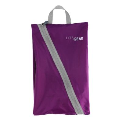 Lite Gear - 輕便鞋袋 - 紫