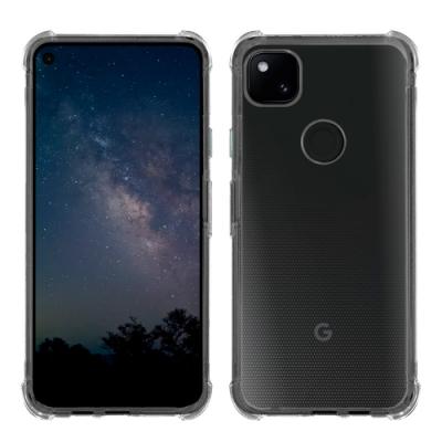 Metal-Slim Google Pixel 4a 強化軍規防摔抗震手機殼