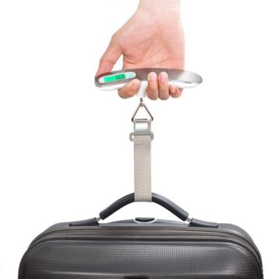 【Cap】不鏽鋼便攜電子行李秤