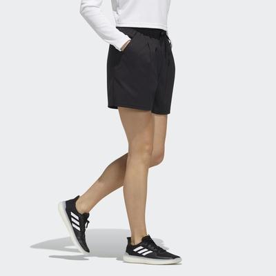 ADIDAS FUTURE 女運動短褲-黑-GT6829