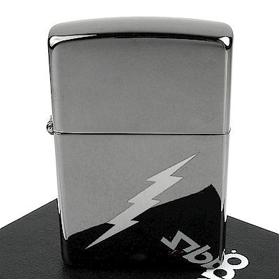 ZIPPO 美系~Lightning Bolt-閃電圖案雷射雕刻設計打火機 @ Y!購物