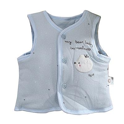 可愛熊鋪棉背心外套 k60795 魔法Baby