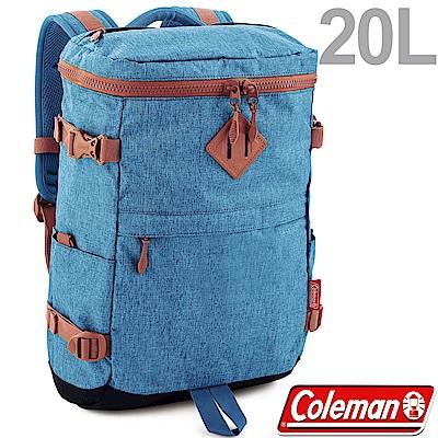 Coleman CM-34330深海藍 Quadra 20L後背包/休閒背包