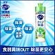 珂珂透Cucute超濃縮除菌洗碗凝露 清香綠茶 (240ml) product thumbnail 1