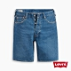 Levis 男款 501膝上牛仔短褲 / 深藍基本款 / 彈性布料 product thumbnail 1