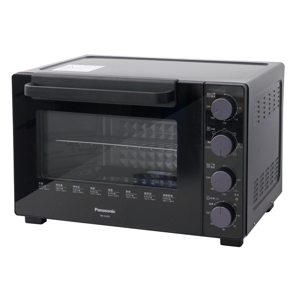 [熱銷推薦]Panasonic國際牌32L雙溫控/發酵烤箱 NB-H3202