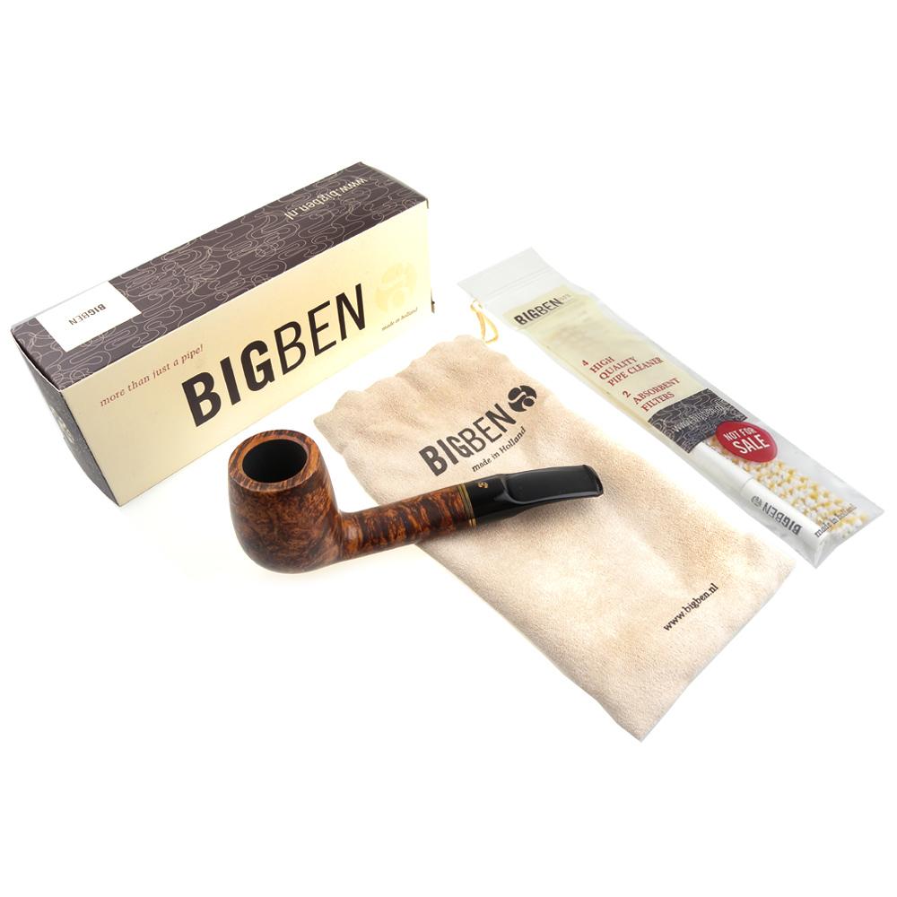 BIG BEN 荷蘭進口~CALEDONIA TAN 668-石楠木煙斗